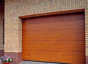Изготовление и монтаж гаражных ворот ALUTECH (серия CLASSIC)
