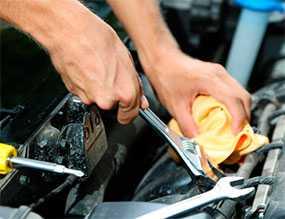 Ремонт бензинового двигателя легкового автомобиля любой сложности