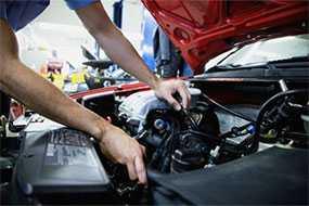Ремонт дизельного двигателя легкового автомобиля любой сложности