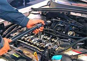 Ремонт газового двигателя легкового автомобиля любой сложности