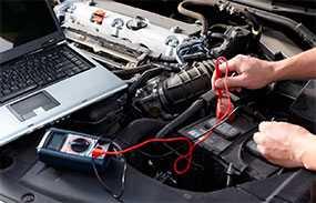 Ремонт электрического двигателя легкового автомобиля любой сложности