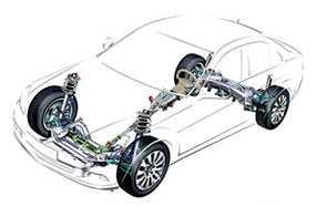 Ремонт тормозной системы легкового автомобиля любой сложности