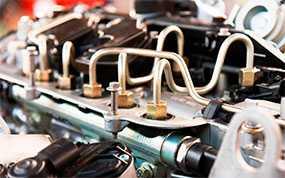 Ремонт топливной аппаратуры легкового автомобиля, работающего на электрическом топливе любой сложности