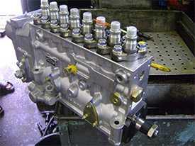 Ремонт ТНВД для грузовых автомобилей