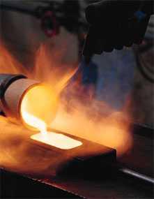 Литье металлов под давлением