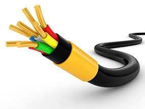 Оформление проводов с разъемами в термоусадочную трубку