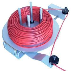 Изготовление проводов из бухты с обрезкой и разделкой на автоматической установке