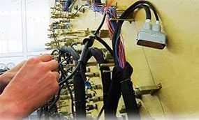 Монтаж жгутов и кабелей