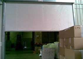 Производство противопожарных штор (без орошения) ФаерДорс под заказ
