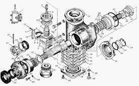 Ремонт гидроусилителя руля грузовой автотехники