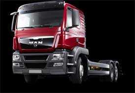 Ремонт грузовых автомобилей MAN