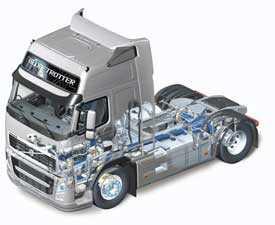 Ремонт грузовых автомобилей Volvo