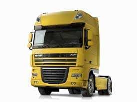 Ремонт грузовых автомобилей DAF