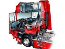 Ремонт грузовых автомобилей RVI