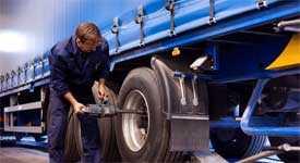 Ремонт полуприцепов грузовых автомобилей