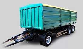 Техническое обслуживание грузовых прицепов