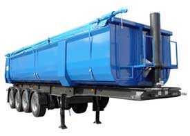 Техническое обслуживание полуприцепов грузовых автомобилей