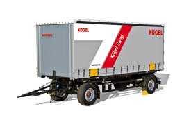 Техническое обслуживание прицепов KOEGEL