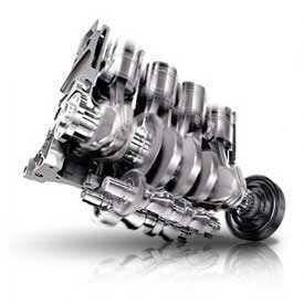 Ремонт двигателя внутреннего сгорания автобуса