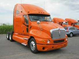 Ремонт грузовиков - тягачей иностранного производства