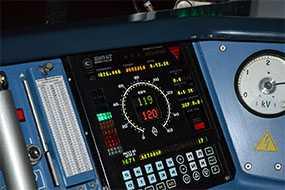 Установка на ТПС унифицированного пульта управления с устройством безопасности КЛУБ-У