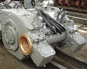 Текущий ремонт тягового электродвигателя ЭД118Б(А)