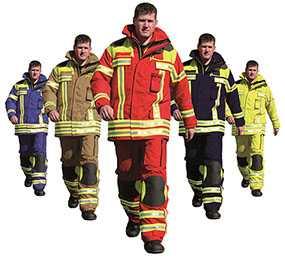 Изготовление боевой одежды пожарных (БОП) на заказ