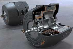 Ремонт главного генератора ГП311Б ТР-3