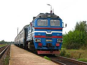 Техническое обслуживание ТО-2 дизель-поездов ДДБ-1 (2М62)