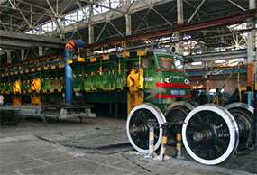 Техническое обслуживание ТО-3 локомотивов