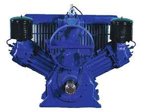 Ремонт тормозного компрессора КТ7
