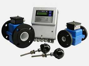 Техническое обслуживание приборов учёта ирегулирования тепловой энергии
