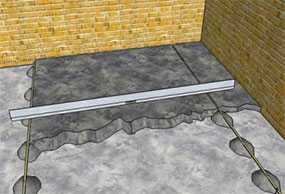Устройство бетонных стяжек