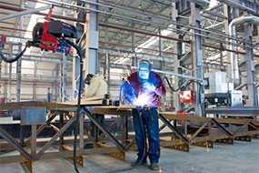 Изготовление технологических металлоконструкций