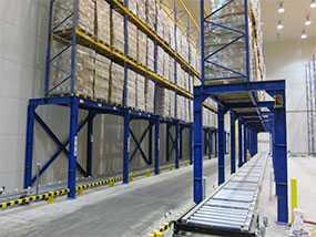 Изготовление металлоконструкций для складов