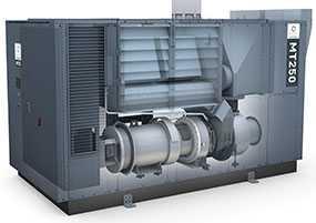 Сервисное обслуживание микрогазотурбинной установки FlexEnergy МТ250