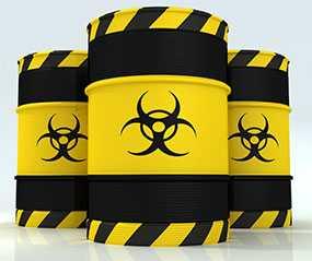 Вывоз и передача на захоронение отходов 3 класса опасности