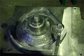 Производство литейной оснастки