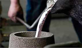 Производство отливок из цветных сплавов