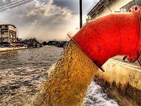 Расчет лимитов сбросов сточных вод в окружающую среду и расчет допустимых концентраций и допустимых сбросов