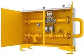 Поставка приборов и систем (узлов) учета газа