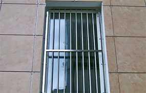 Изготовление решеток на окна из нержавеющей стали