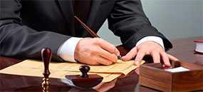 Анализ, оценка и составление правовых документов (договоров, соглашений, писем и т.д.)