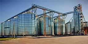 Строительство зданий и сооружений сельскохозяйственного назначения: зерносушильных комплексов, зернохранилищ