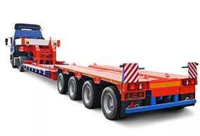Аренда автотрала для перевозки крупногабаритных и тяжеловесных грузов