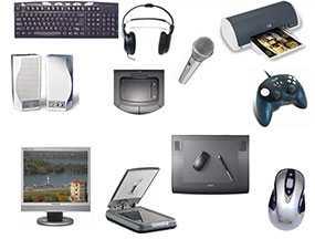 Ремонт периферийного компьютерного оборудования (периферийных устройств)