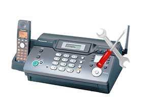 Ремонт факсов (электроника: блоки питания, плата)