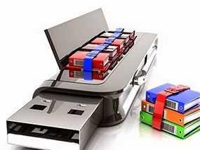 Восстановление данных с цифровых носителей