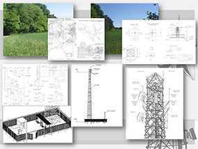 Проектирование телекоммуникационных базовых станций и ретрансляторов