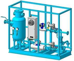 Проектирование системы рекуперации углеводородных паров (УРП)
